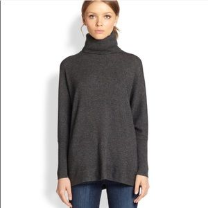 Joie SOFT Anthropologie Turtle Mock Neck Sweater